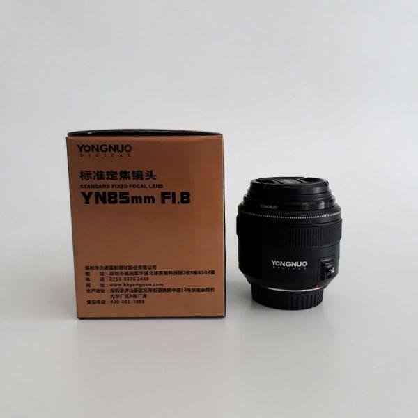 Lensa Yongnuo YN 85mm