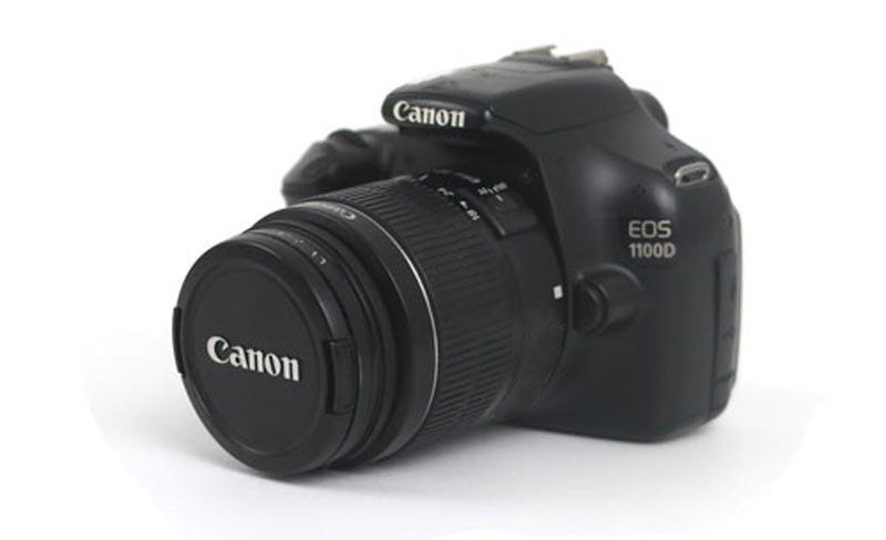 review kamera canon 1100D