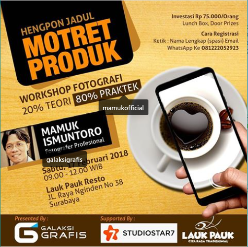Workshop Fotografi